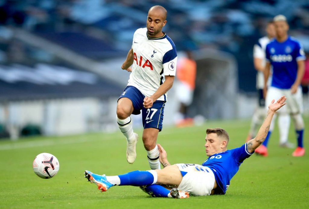 Everton Vs Tottenham preview, team news, starting lineups, TV channel and live stream info