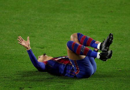 Will Barcelona star Ronald Araujo play against PSG next week?