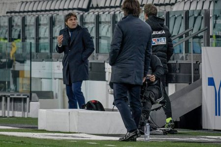 Antonio Conte learns his punishment after showing middle finger to Juventus president Andrea Agnelli