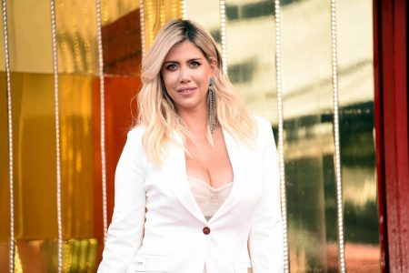 Mauro Icardi wife Wanda Nara wears sizzling swimsuit and aims cryptic dig at his former club Inter Milan
