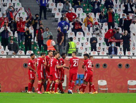 Bayern Klub-Weltmeister Katar
