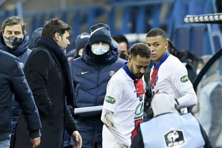 Neymar Verletzung PSG Barcelona