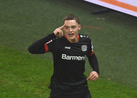 Florian Wirtz Rekorde Bundesliga