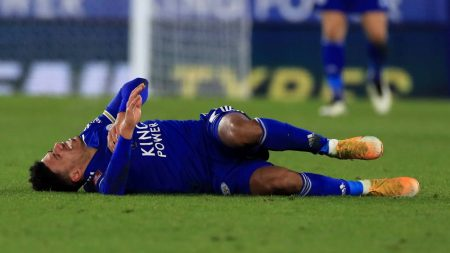 James Justin has played more games this season than any other Leicester player