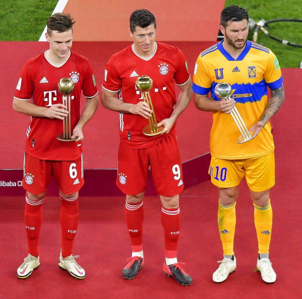Bayern Lewandowski Katar