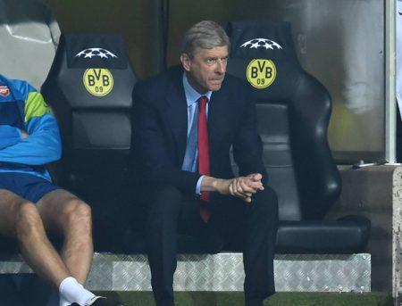 Arsene Wenger Trainer BVB