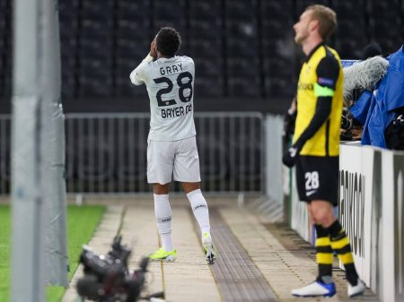 Leverkusen Bern Europa League
