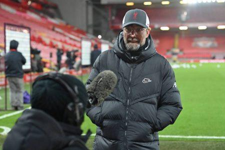 Klopp Thiago Liverpool