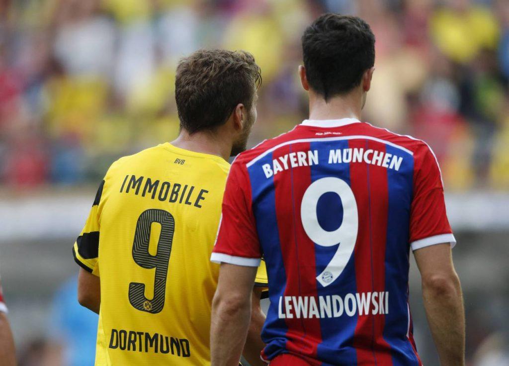 Immobile, Lewandowski