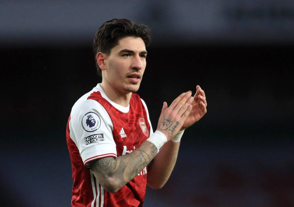 Arsenal transfer news: Gunners identify Hector Bellerin replacement