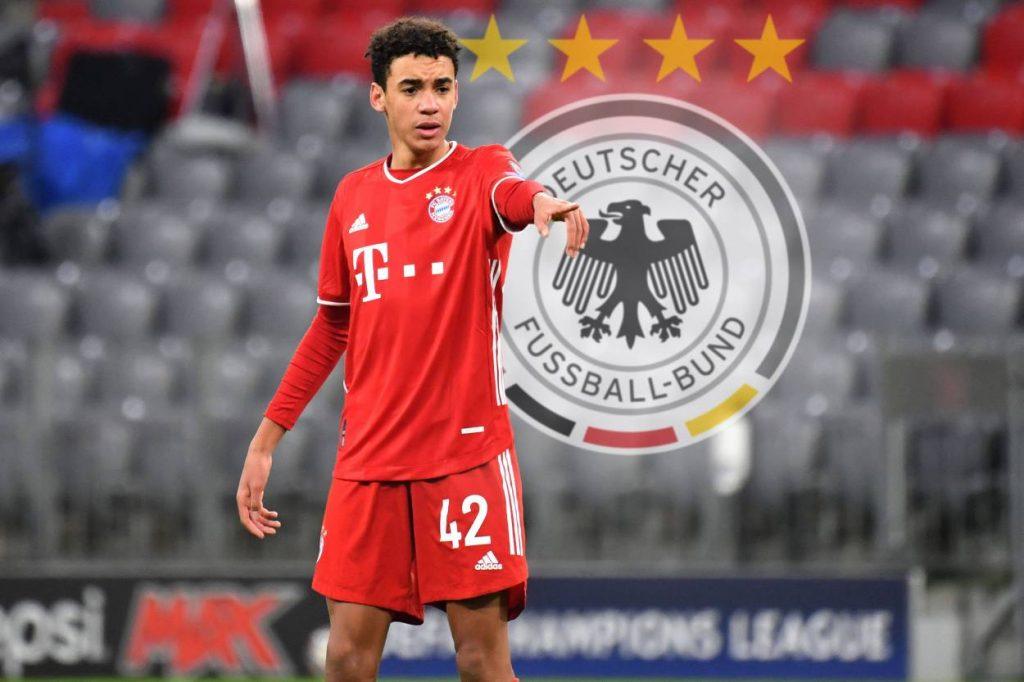 Jamal Musiala U21-EM