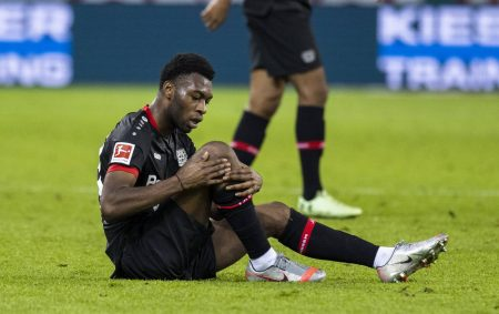 Timothy Fosu-Mensah, Leverkusen