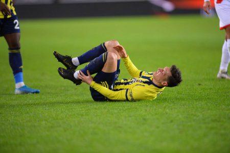 Mesut Özil verletzt