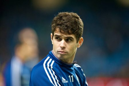 Oscar has scored 29 goals in 95 games for Shanghai SIPG