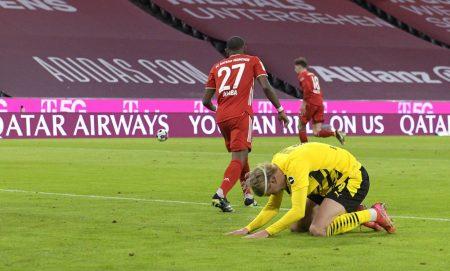 BVB Bayern Haaland Verletzung