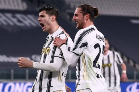 Alvaro Morata has been involved in 15 goals in this Serie A season