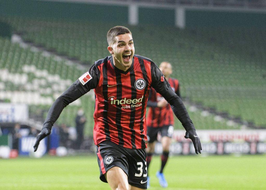 Silva, Eintracht