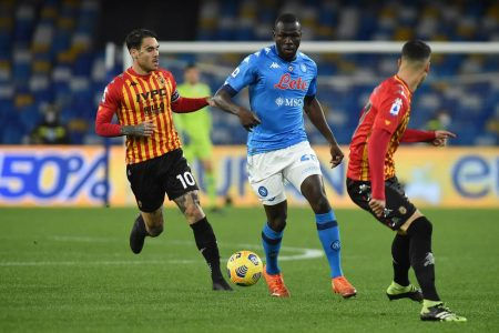 Coulibaly, Neapel
