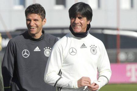 Müller, Löw, Bayern, DFB