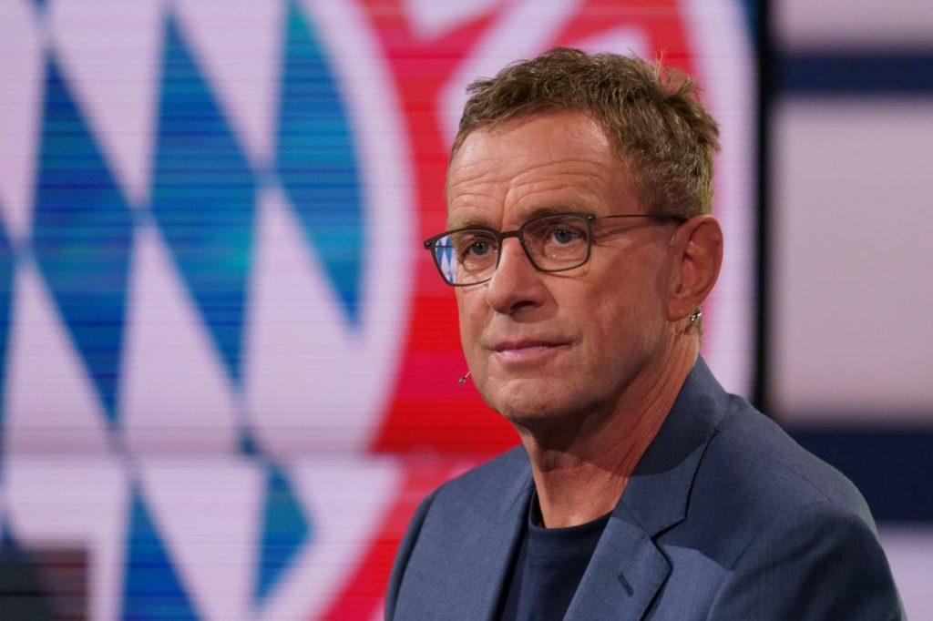 Ralf Rangnick Bundestrainer