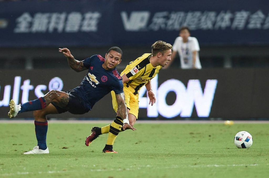Transfer Memphis Depay BVB