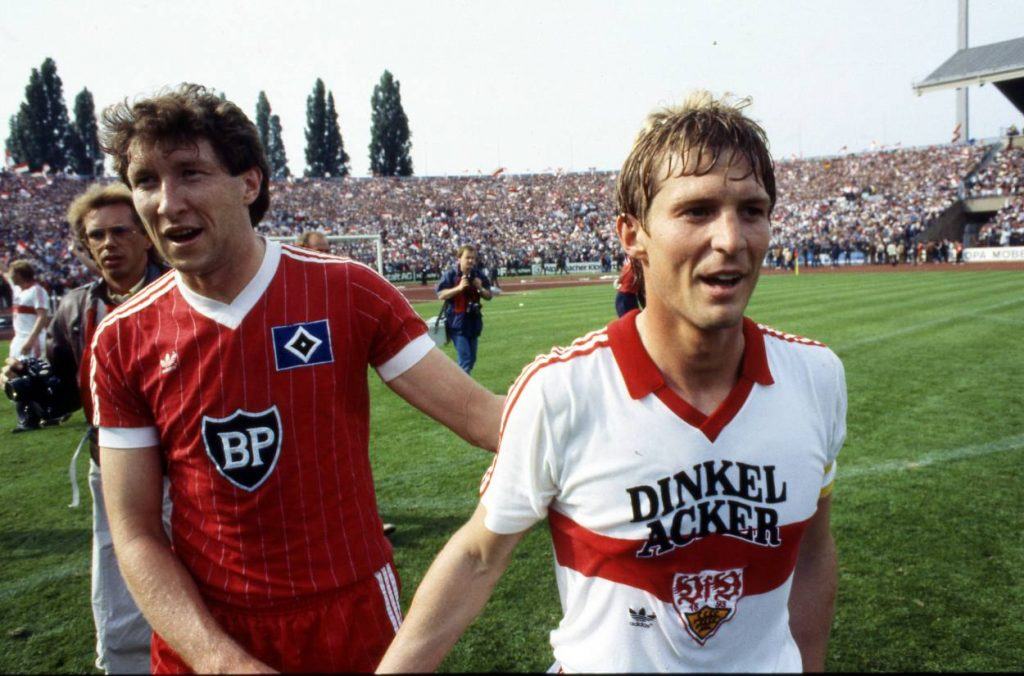 Schatzschneider Terodde HSV Rekord