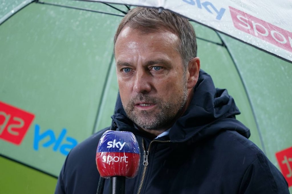 Hansi Flick Bundestrainer