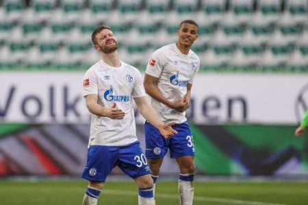 Schalke Mustafi Rangnick