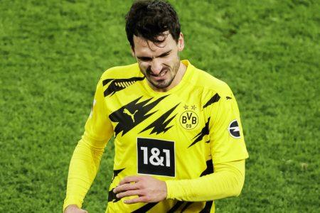 BVB Hummels Reus Verletzung