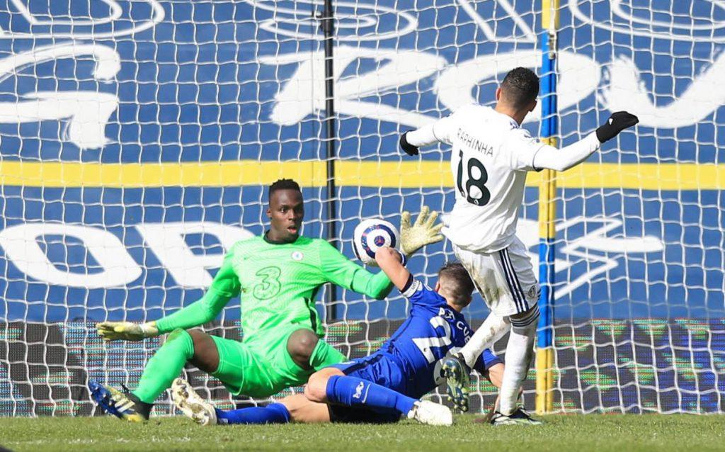 Only Ederson (15) has kept more Premier League sheets among goalkeepers than Chelsea's Edouard Mendy so far this season (14).
