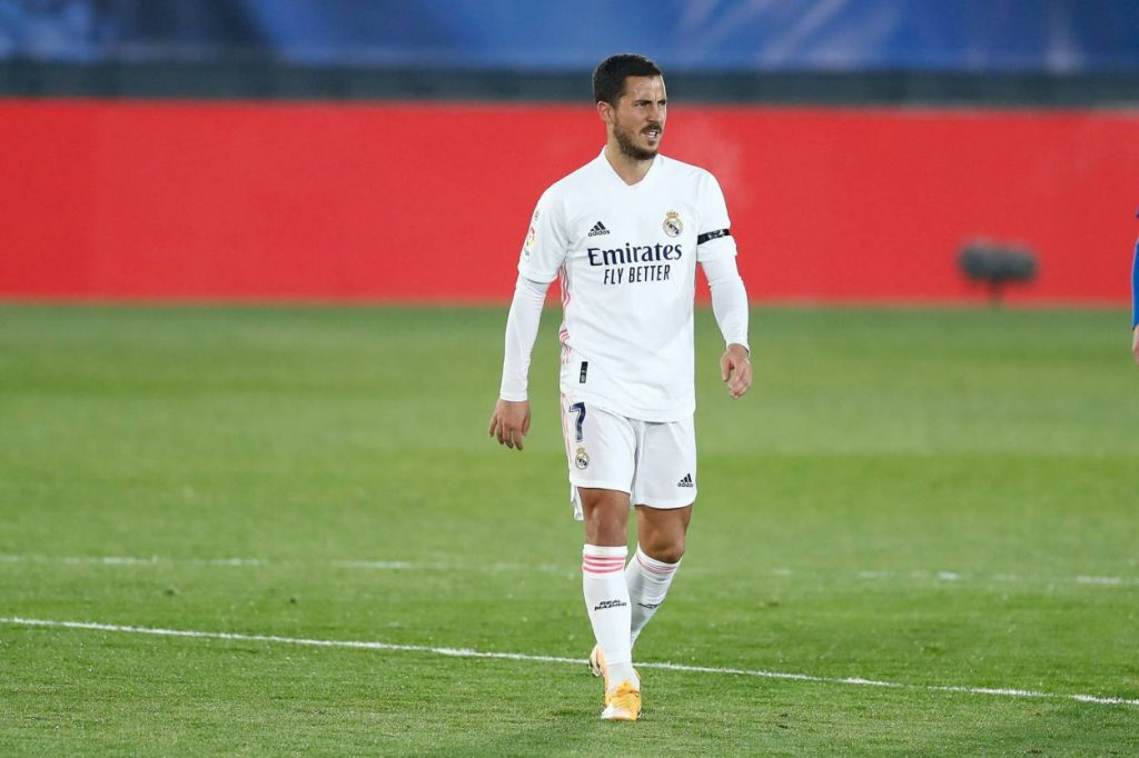 When will Eden Hazard return from injury? Latest fitness update on the Real Madrid forward
