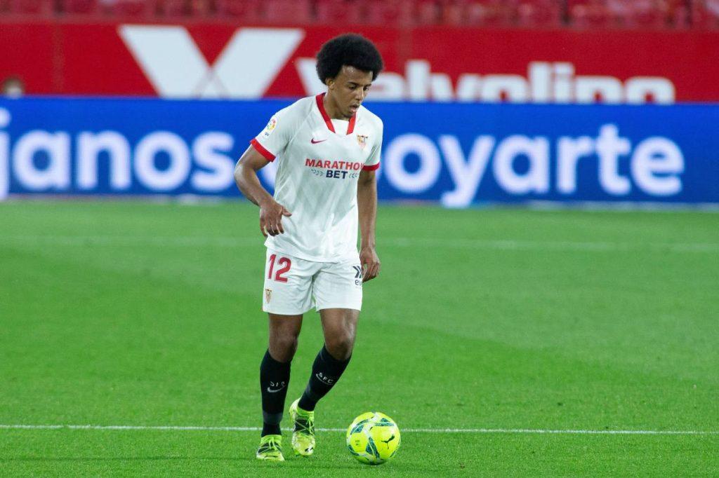 Kounde to Man Utd? Sevilla's centre-back sees valuation slashed