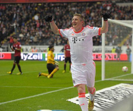 Schweinsteiger Frankfurt Bobic