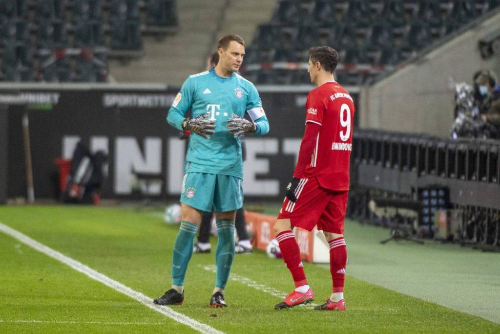 Bayern Neuer Lewandowski Vertragsverlängerung