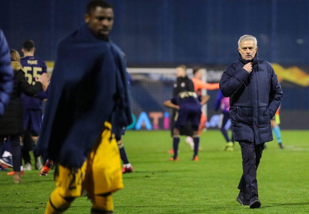 Trainerentlassung Mourinho Tottenham