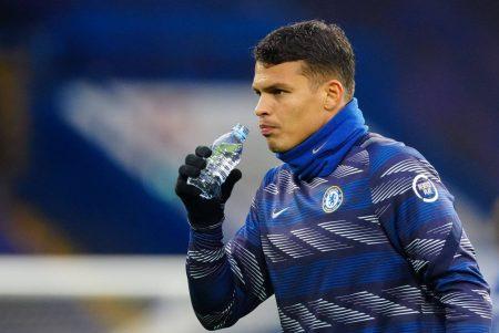 Thomas Tuchel may not risk Thiago Silva against Sheffield United.