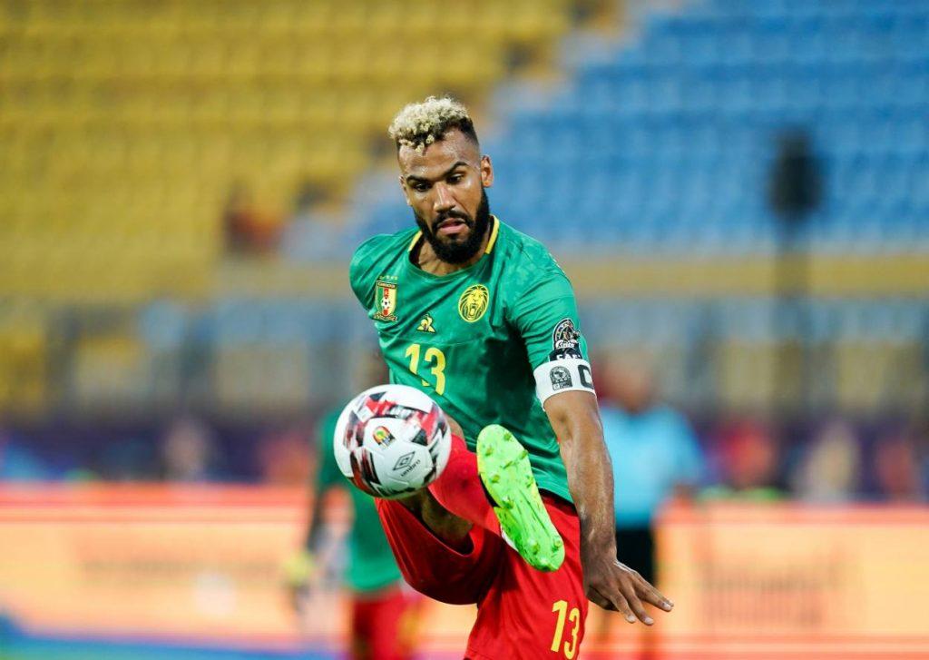 Choupo-Moting Kamerun Nationalmannschaft