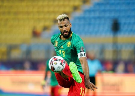 Choupo-Moting Kamerun Nationalmannschaft
