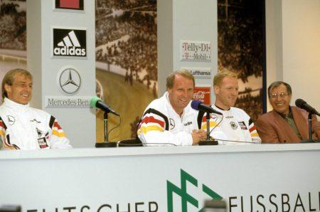 Matthias Sammer Bundestrainer