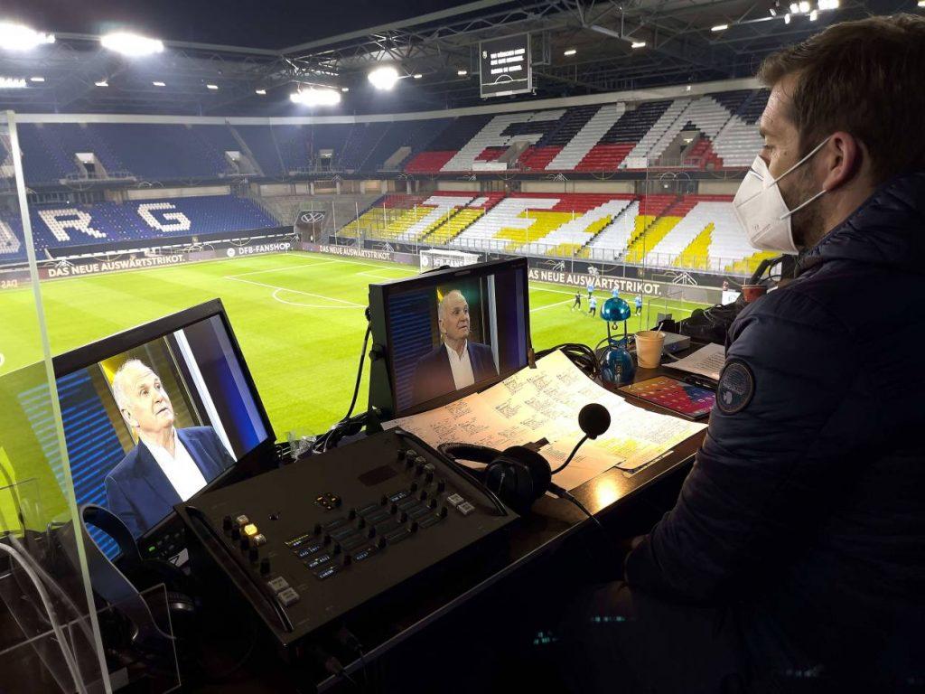 Uli Hoeneß TV-Experte