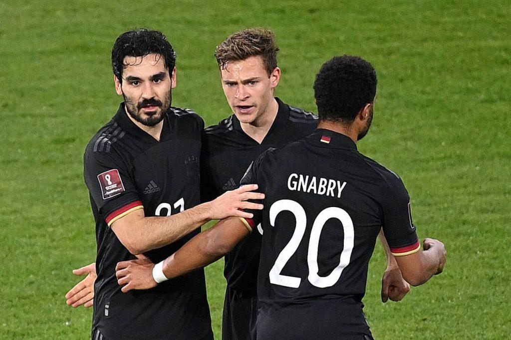 Bayern Joshua Kimmich Xavi