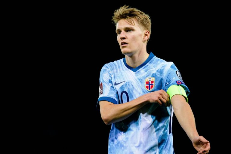 Martin Odegaard reveals trio name who convinced him for a Premier League move