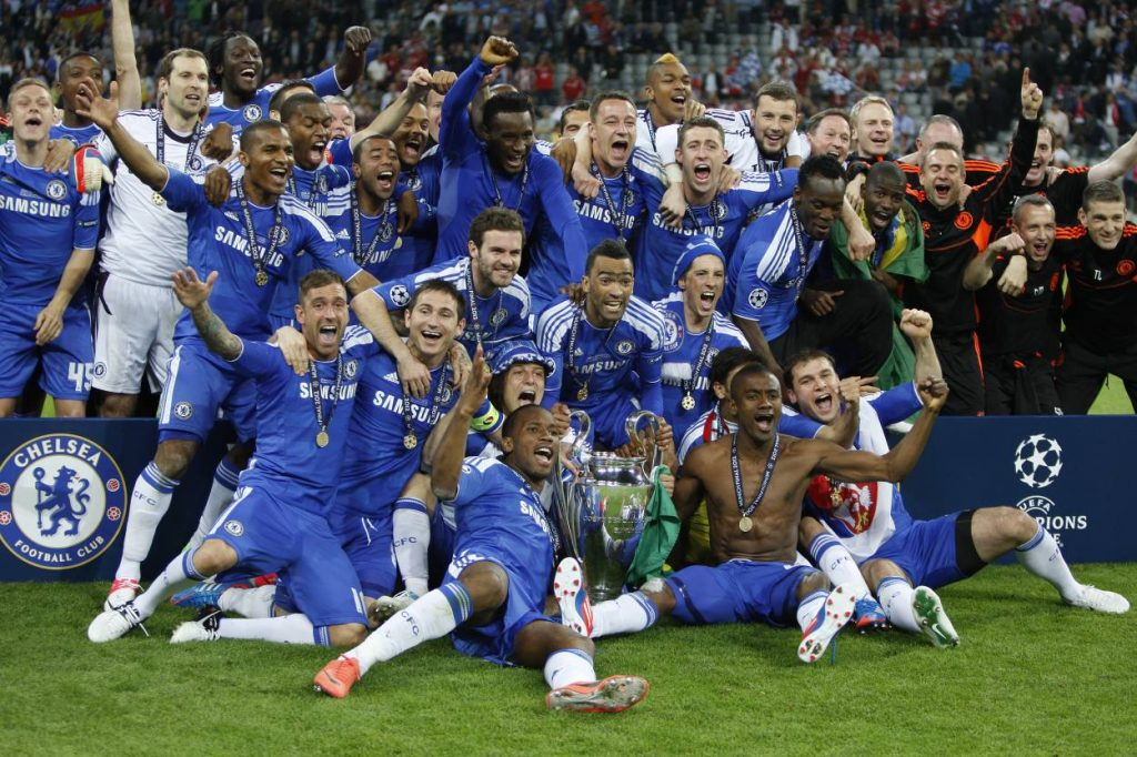 Chelsea finished 10th in 2016.