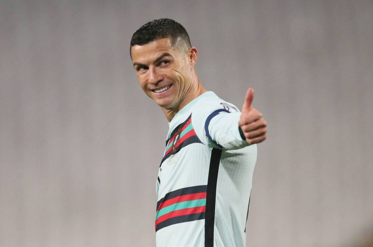 Serbia vs. Portugal: Cristiano Ronaldo denied the late winner as Serbia fought back to earn a point