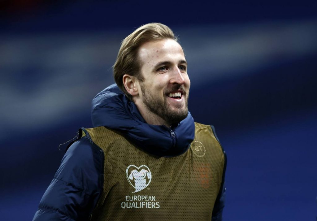 Harry Kane has scored 27 times in all competitions this season