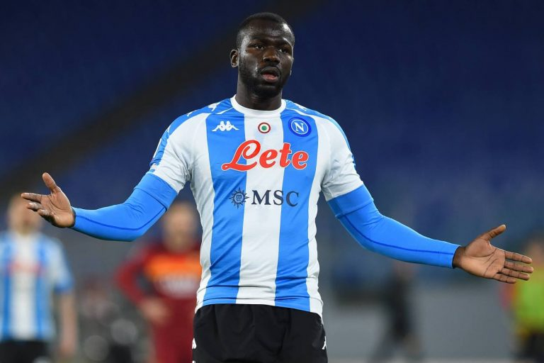 Will Liverpool sign a centre back this summer? Jurgen Klopp's side linked with Kalidou Koulibaly swoop