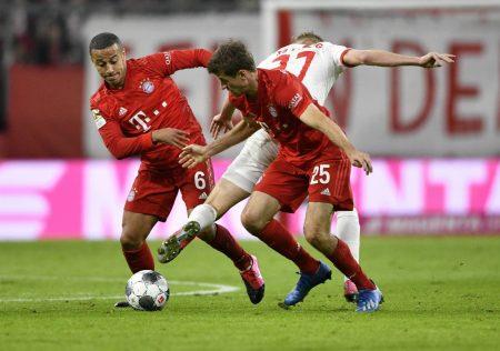 Thiago, Müller, Bayern