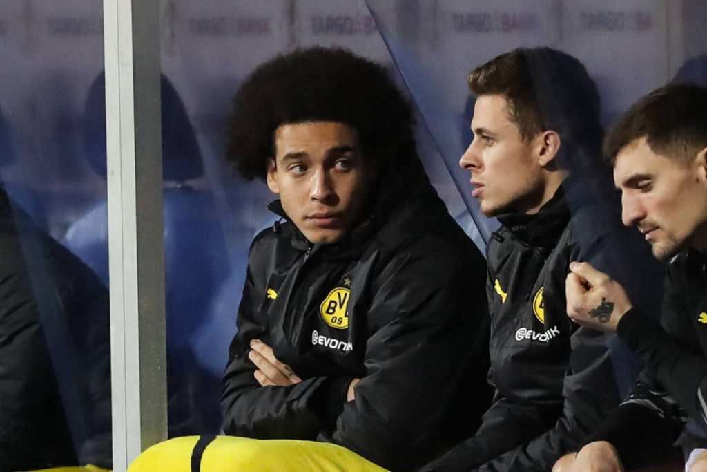 Witsel, BVB