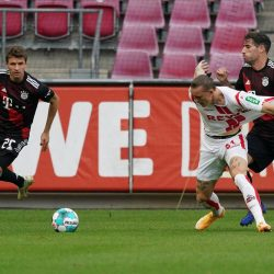 1. FC Köln Staatsbürgschaft Corona