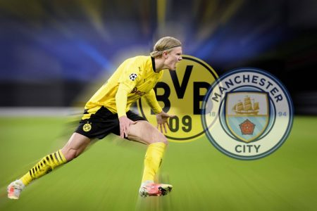 Transfer Haaland Manchester City